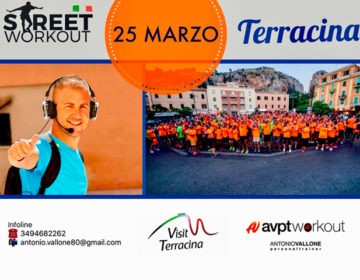streetworkout terracina