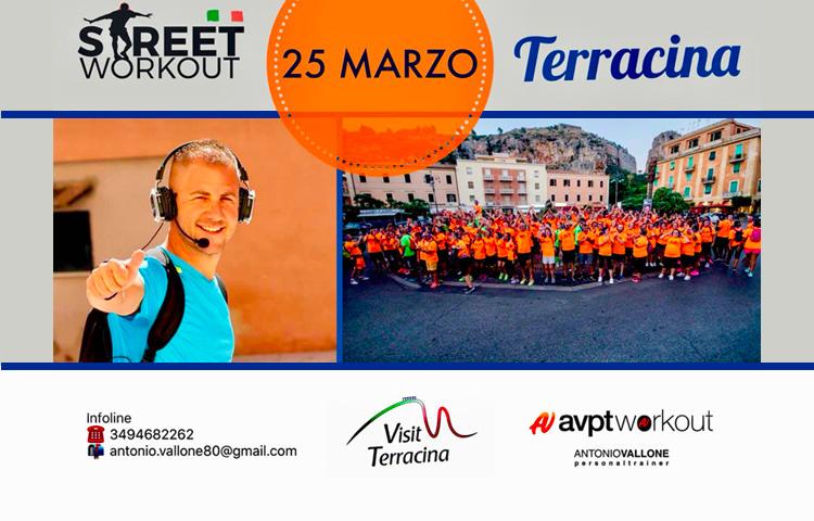 streetworkout terracina